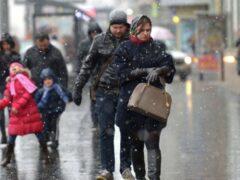 Беларусь: синоптики объявили на 7 декабря оранжевый уровень опасности