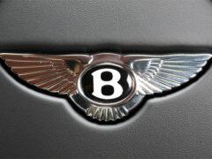 В Bentley готовятся выпустить кросс-купе