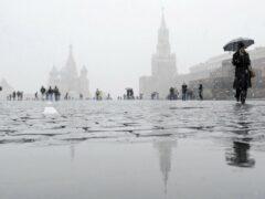 Начало следующей недели в Москве будет аномально теплым