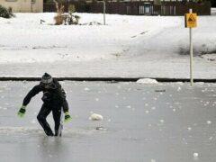 Первая жертва тонкого льда зарегистрирована в Витебской области