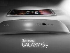 В Сети появились фото смартфонов Samsung Galaxy S7 и S7 Plus