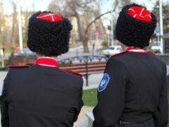 Казачьи патрули могут появиться на Арбате до конца года