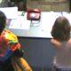 Парень и девушка разделись посреди торгового центра в Минске
