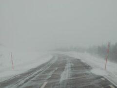 В Казахстане из-за метели закрыты трассы в пяти областях
