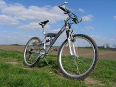 В Белореченске грабитель похитил у женщины велосипед и сумку с продуктами