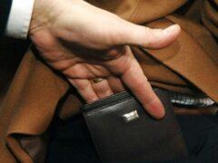 В Петербурге карманники украли деньги у гражданина Германии