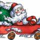 В Иваново задержали Деда Мороза, который нетрезвым сел за руль