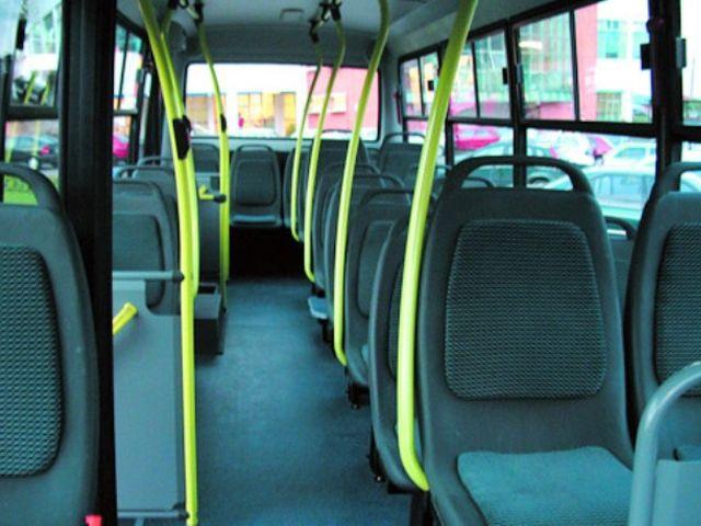 ВКузбассе нетрезвый кондуктор сел заруль своего рабочего автобуса