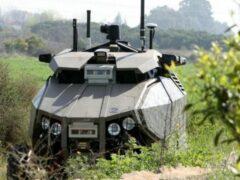 Русский беспилотник будет двигаться по «умным дорогам»