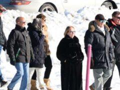 Касьянов отметил Рождество с друзьями-миллионерами на швейцарском курорте