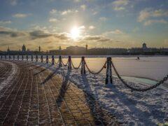 В Петербурге три человека погибли от переохлаждения