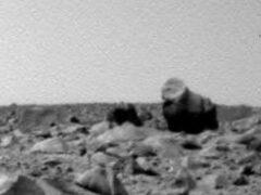 На Марсе уфологи нашли гориллу и верблюда