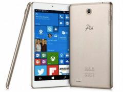 CES 2016. Представлен планшет Alcatel OneTouch Pixi 3 на Windows 10