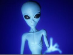На Марсе уфологи обнаружили лапу пришельца