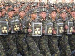 КНДР заявила, что готова стереть США с лица земли