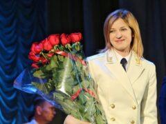 Поклонская угрожает Авакову уголовным делом за намерение вернуть Крым