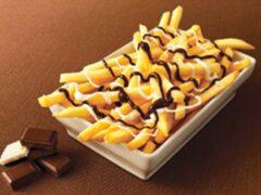Шоколадную картошку-фри анонсировал McDonald's