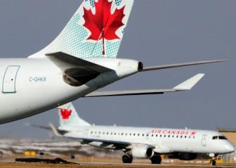 самолет Канада