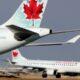 Лайнер Air Canada приземлился сразу после взлета из-за задымления