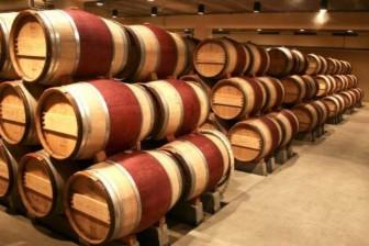 бочки вина