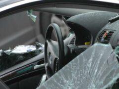 Водитель погиб из-за открывшегося капота на МКАД