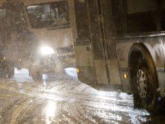 В ДТП с маршруткой в Петербурге пострадали двое взрослых и подросток