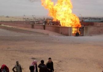 взрыв газопровод