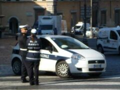 В Италии мужчина сбросил биде на голову своего обидчика