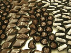 В Ярославле женщина гналась за похитителем 25 плиток шоколада