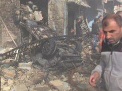 На севере Сирии произошел двойной теракт, есть погибшие