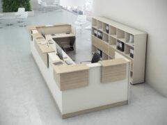 Офисная мебель для приемных: формируем имидж компании