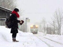 В Японии сохранили движение поезда ради одной школьницы
