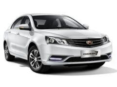 Назван самый продаваемый китайский автомобиль в 2015 году в России