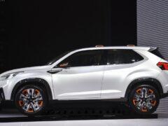В 2016 году на рынке появится обновленный кроссовер Subaru XV