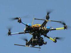 В США за месяц легализовали около 400 тыс. дронов
