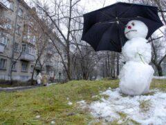 Синоптики спрогнозировали в начале февраля в России аномальное тепло