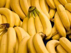 Полиция Индии заставила съесть 40 бананов проглотившего золотую цепочку вора