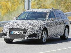 В Детройте представили Audi A4 Allroad Quattro