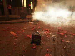 При взрыве на пиротехнической фабрике в Китае погибли 5 человек