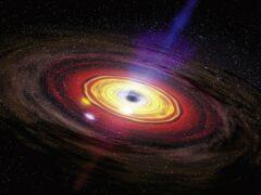 NASA: Hubble объяснил механизм образования сверхмассивных черных дыр