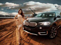BMW в 2015 году стал лидером премиум-сегмента в США