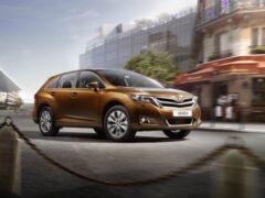 Toyota перестала продавать в России три модели