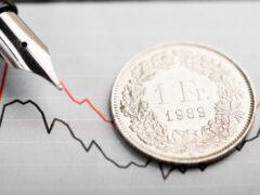 Швейцария: безработица растёт, цены падают