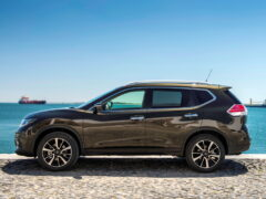 Nissan X-Trail стал самой популярной новинкой 2015 года в России