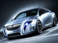 Концепт-кар Opel GT не отправится в серийное производство