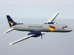Шведский почтовый самолет разбился на границе с Норвегией