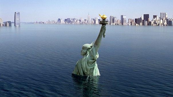 Всемирный потоп начнется через 60 лет