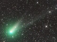 Комета Каталина подойдет максимально близко к Земле