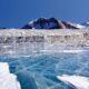 Российские ученые вернулись с двумя метеоритами из Антарктиды