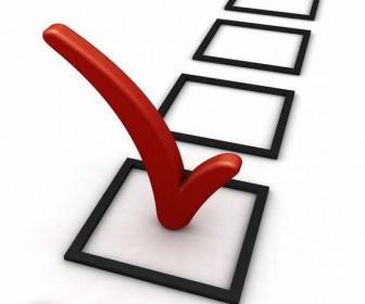 выборы опрос